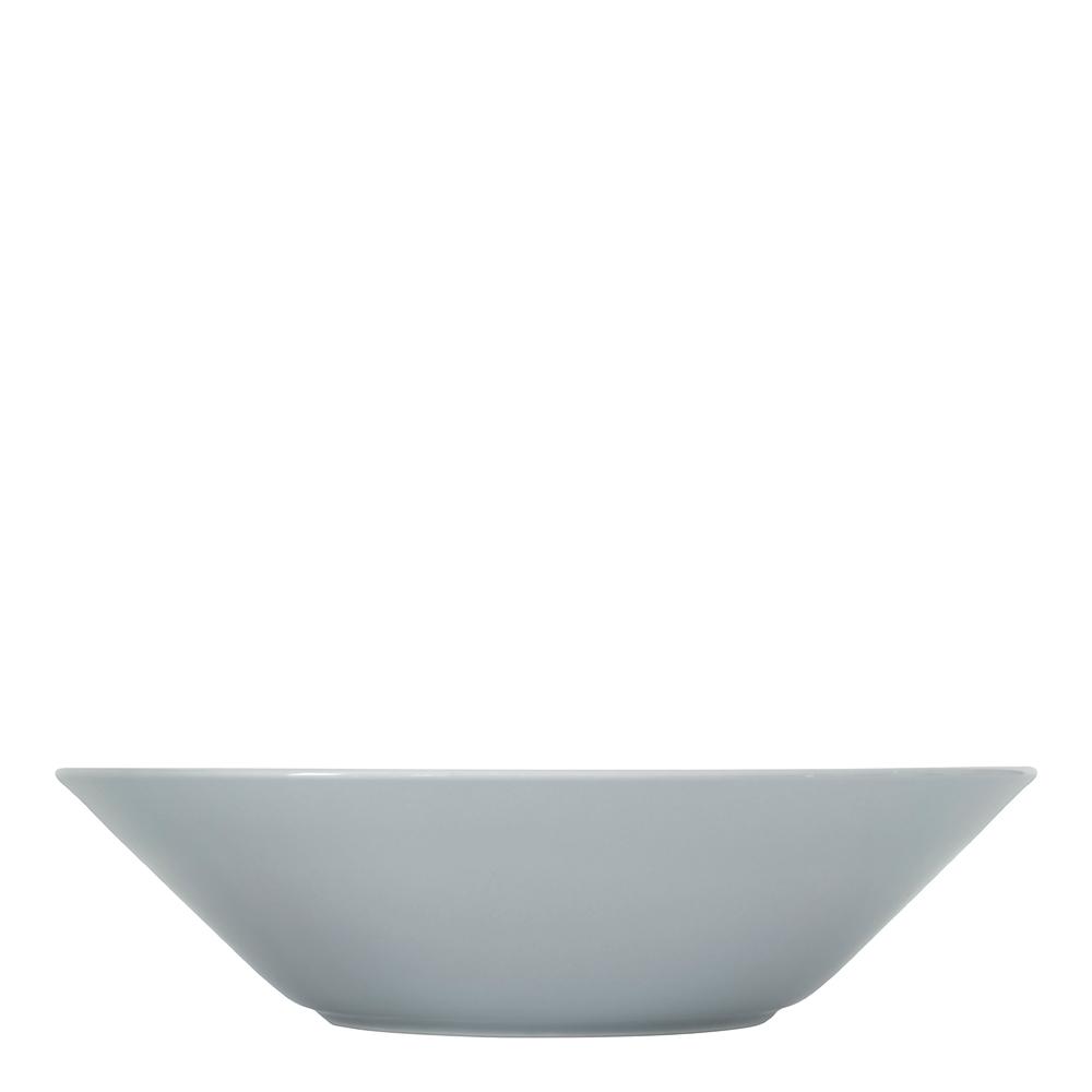 Teema Tallrik djup/skål 21 cm Pärlgrå