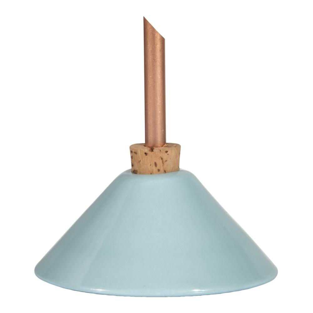 Consilium Vas 4 cm Blå