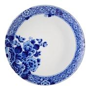 Blue Ming Tallrik flat 19,7 cm