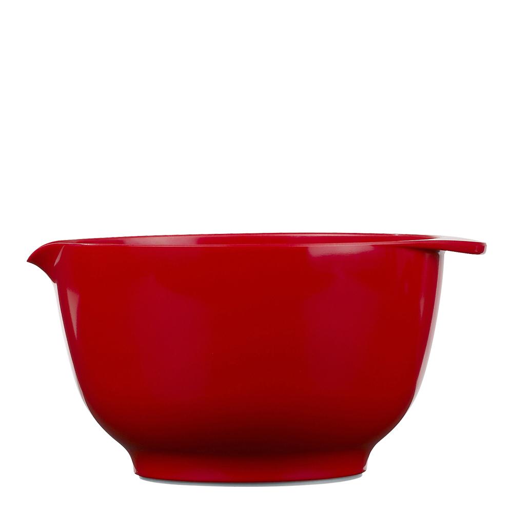 Margrethe Skål 0,5 L Röd