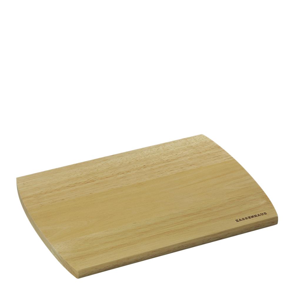 Skärbräda 28x20 cm Rubberwood