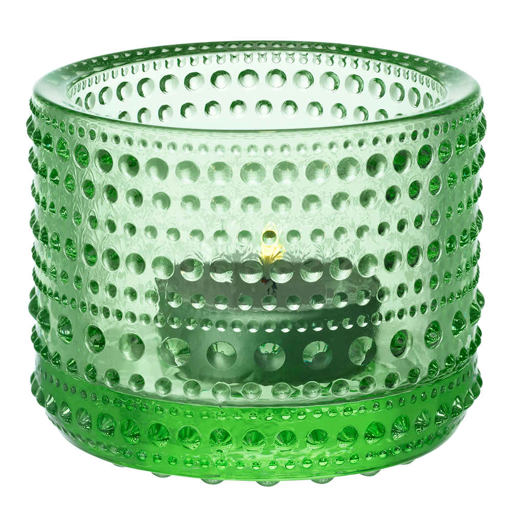 Kastehelmi Ljuslykta 6,4 cm Äppelgrön