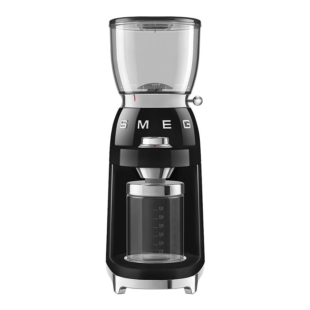 Retro Kaffekvarn Svart