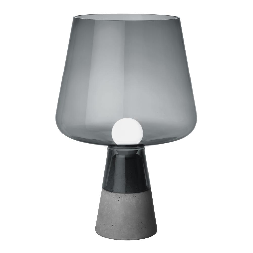 Leimu Lampa 38x25 cm Grå