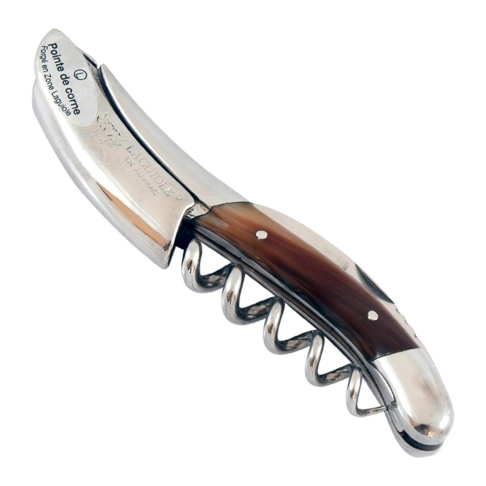 Sommeliers korkskruv Horn