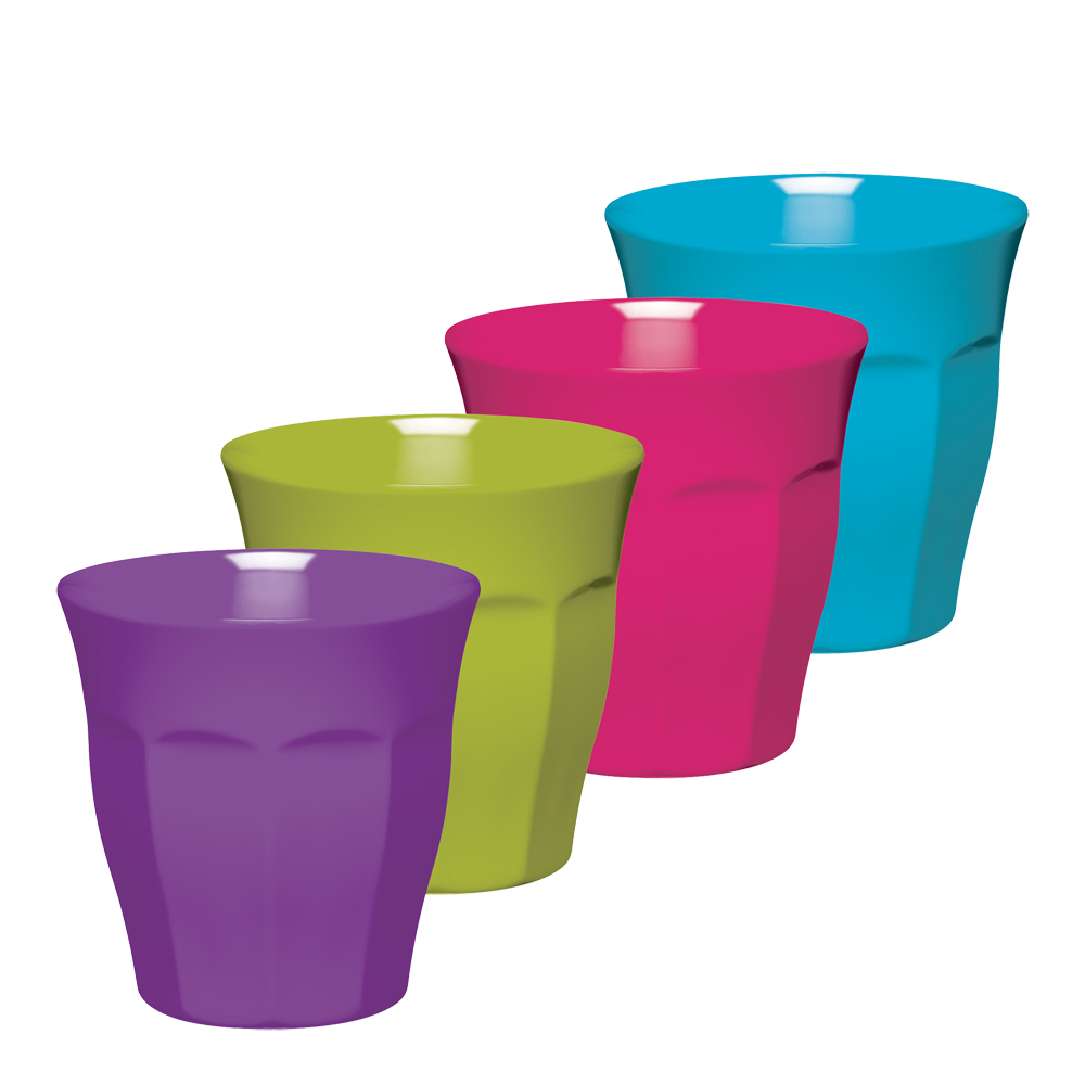 Colourworks Mugg 4-pack Melmin