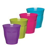 Colourworks Mugg 4-pack Melmin