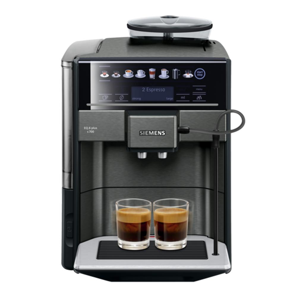 EQ6 PLUS S700 Dark Inox