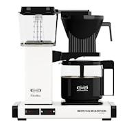 Kaffebryggare KBG962AO Vit