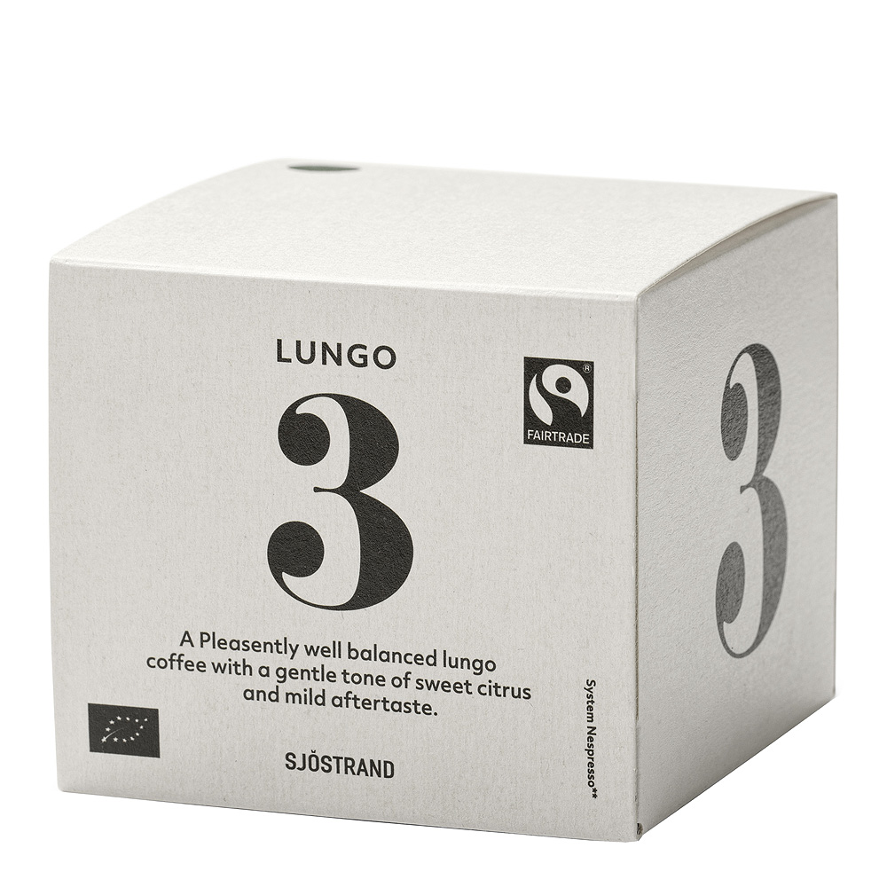 N°3 Lungokapslar 10-pack