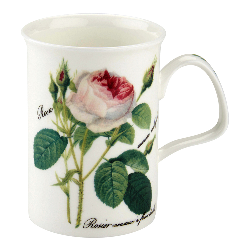 Redoute Roses Mugg 30 cl