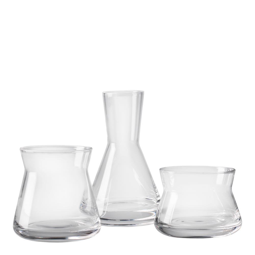 Trio Vas set 3 delar Klar