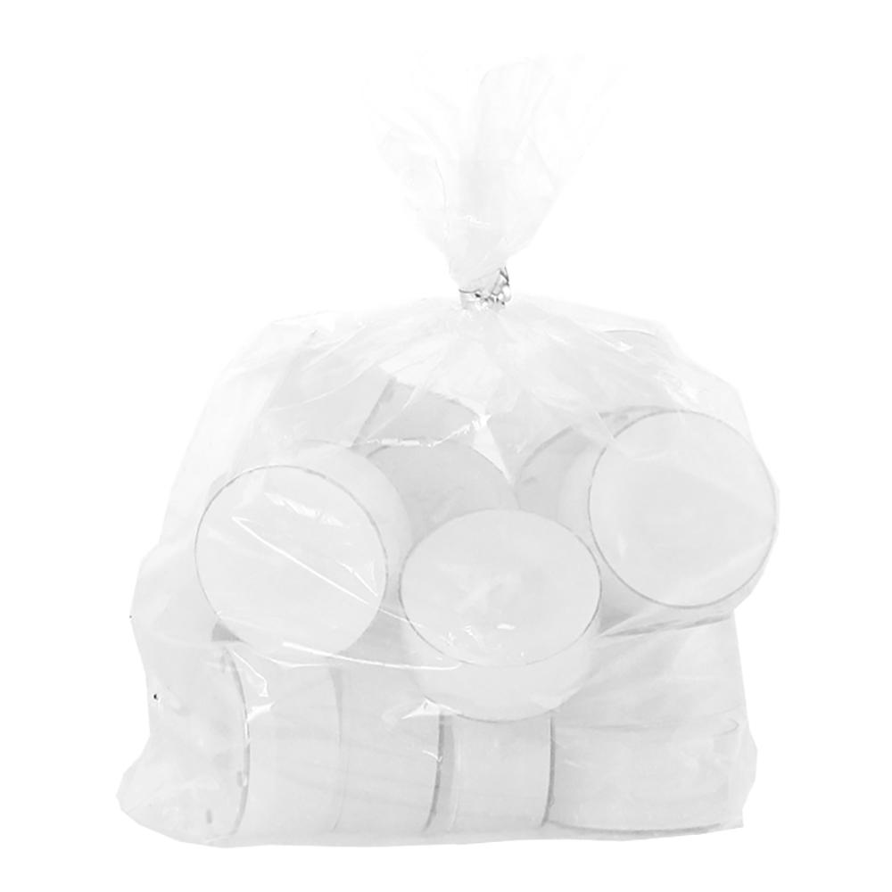 Värmeljus Tealight 20-pack Vit