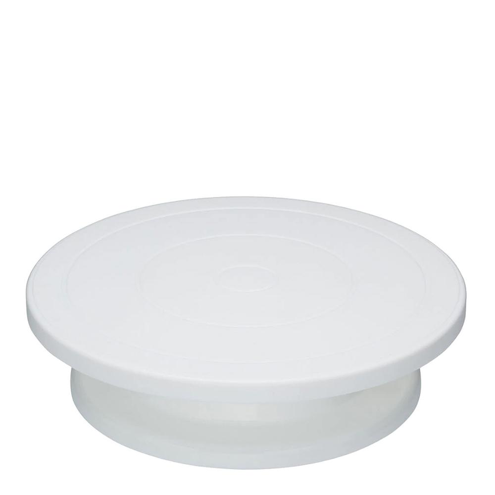 Tårtfat roterande 28 cm
