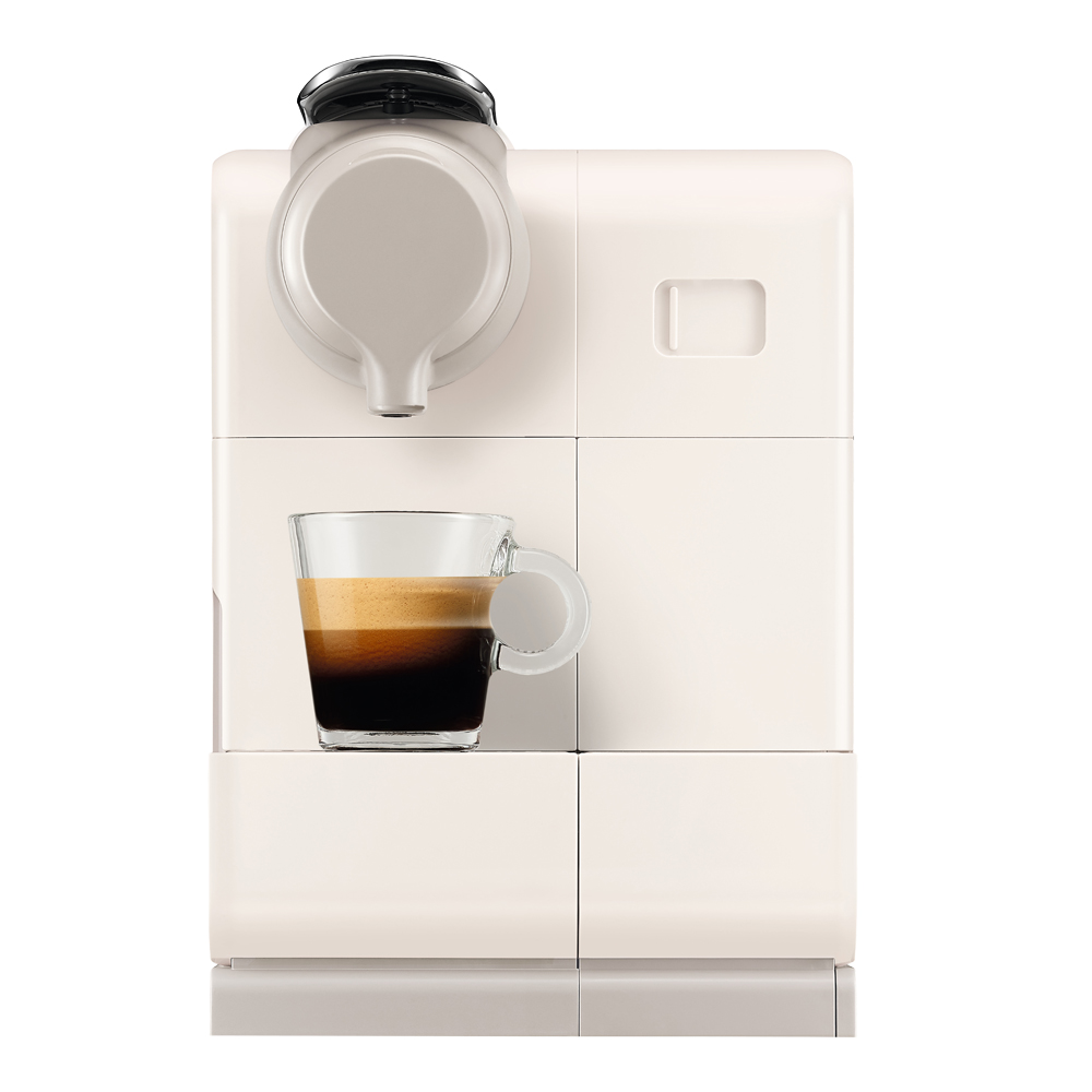 Lattissima Touch Kaffemaskin Vit