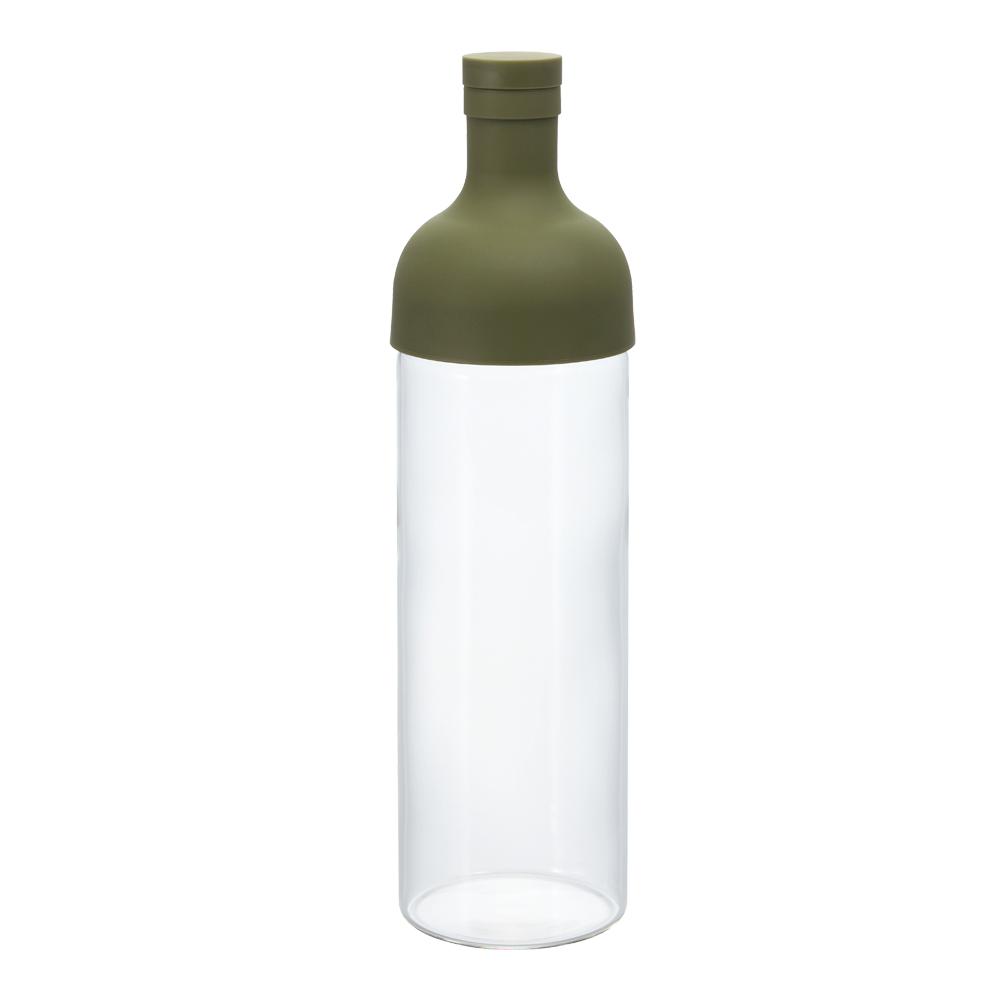 Cold Brew Bottle Flaska för te 75 cl Grön