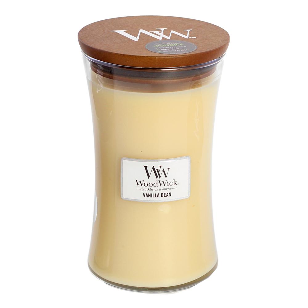 Doftljus Vanilla Bean Large 180 h