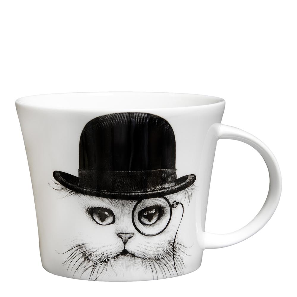 Mighty Mug Cat in Hat