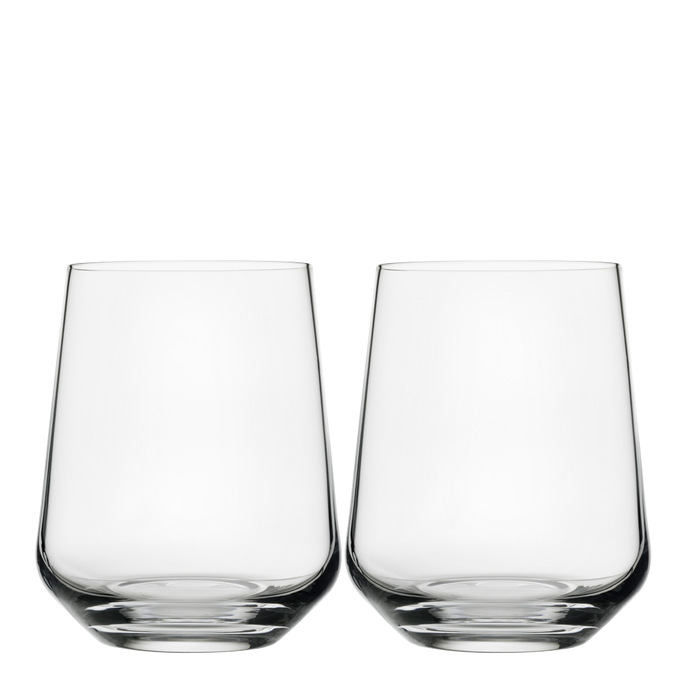 Essence Glas 35 cl 2-pack Klar