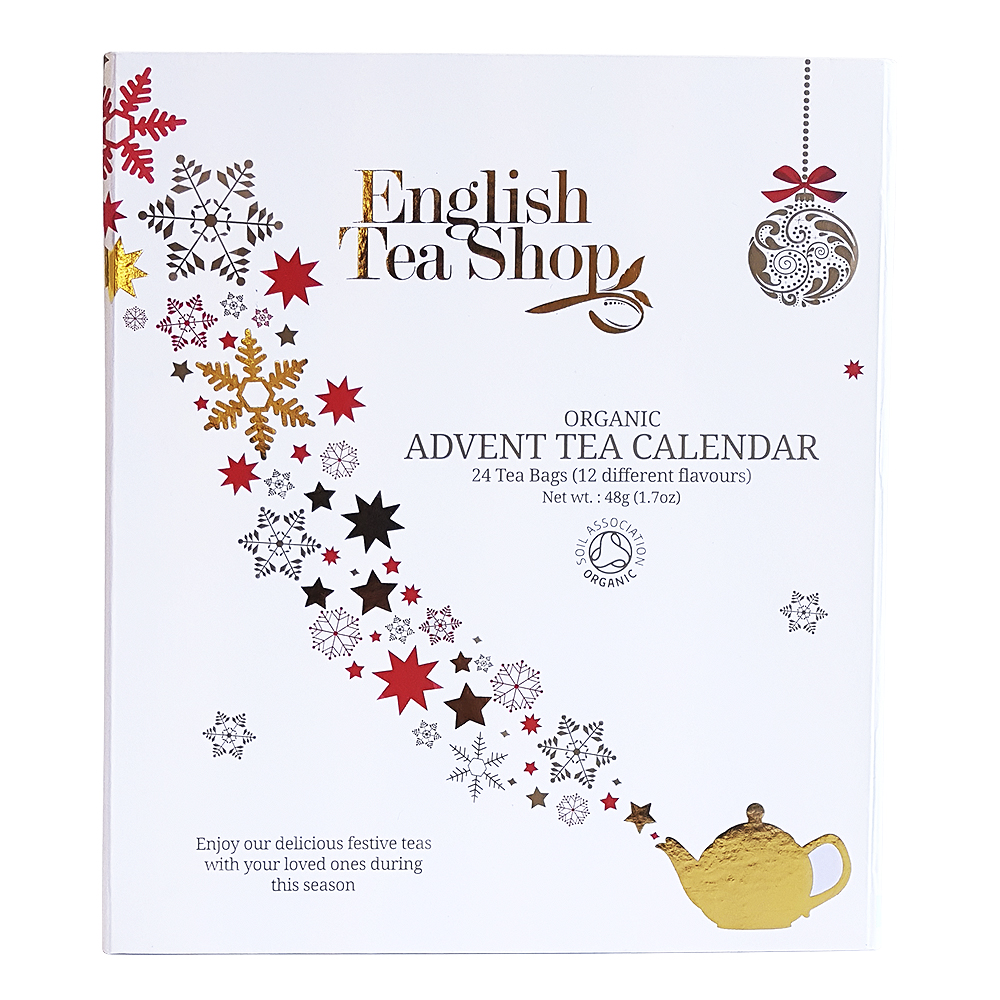 Advent Tea Calendar Eko Vit