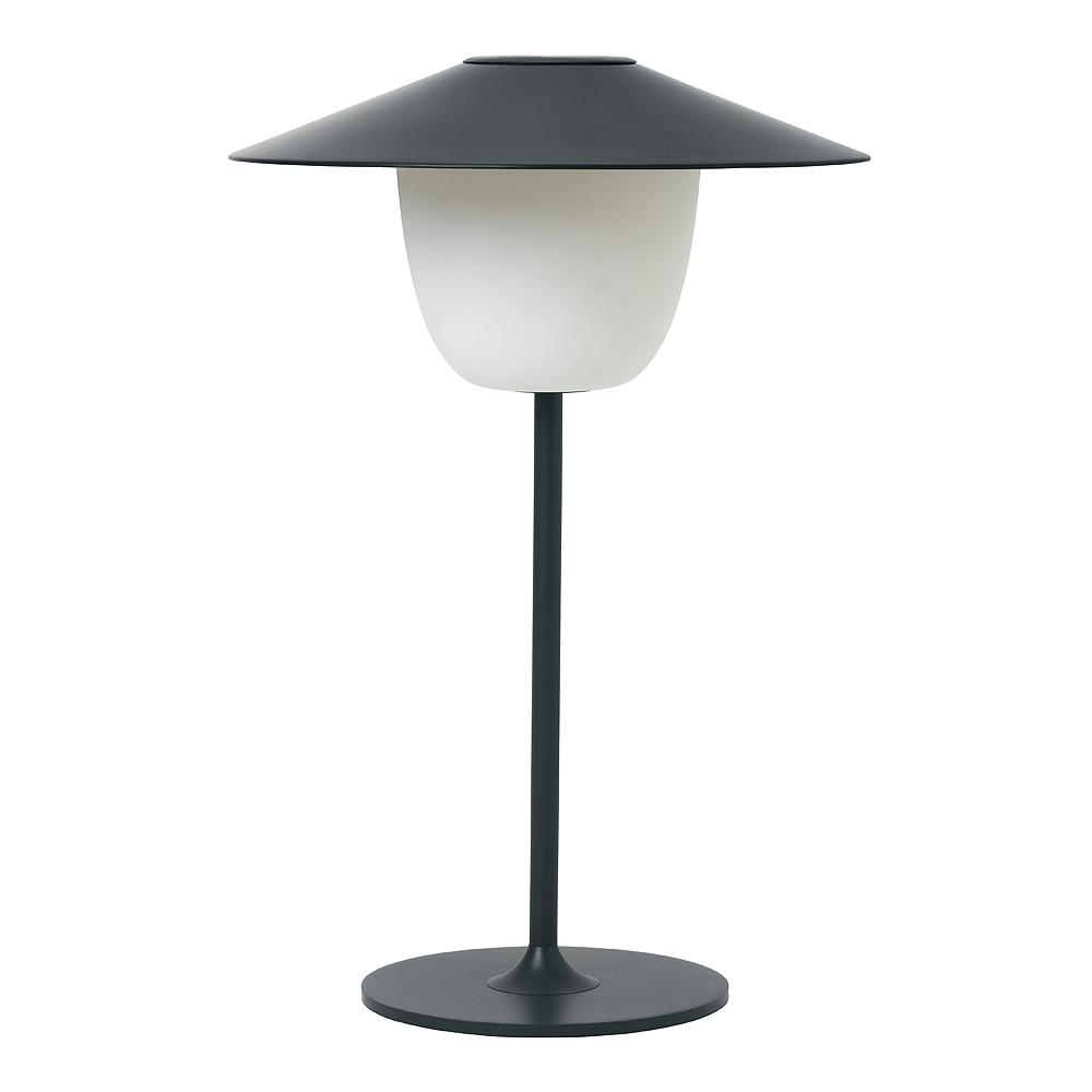 Ani Lamp  Sladdlös LED-Lampa uppladdningsbar Magnet Grey