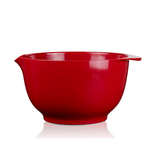 Margrethe Skål 3 L Röd