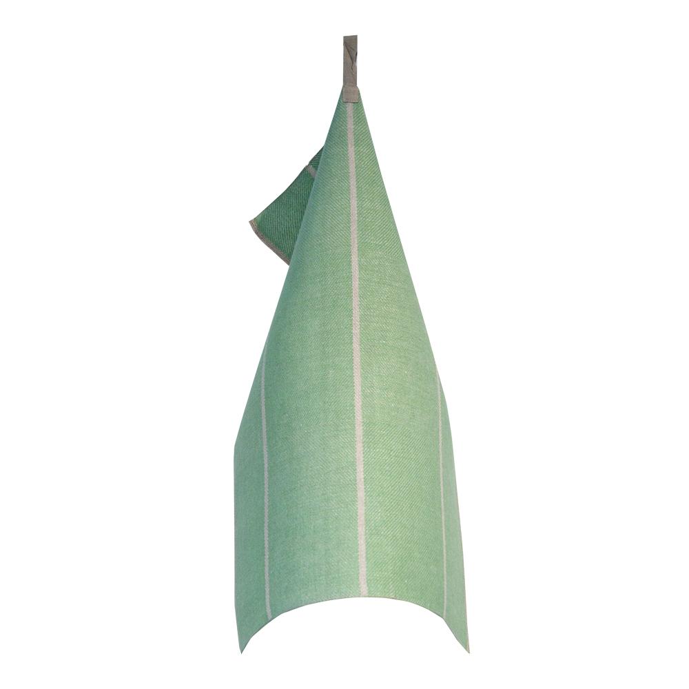 Handduk 35x50 cm Bladgrön