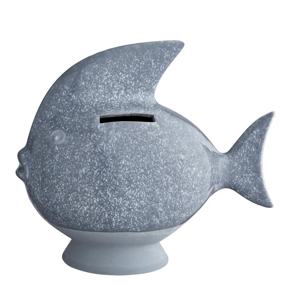 Sparbössa Fisk Gråblå