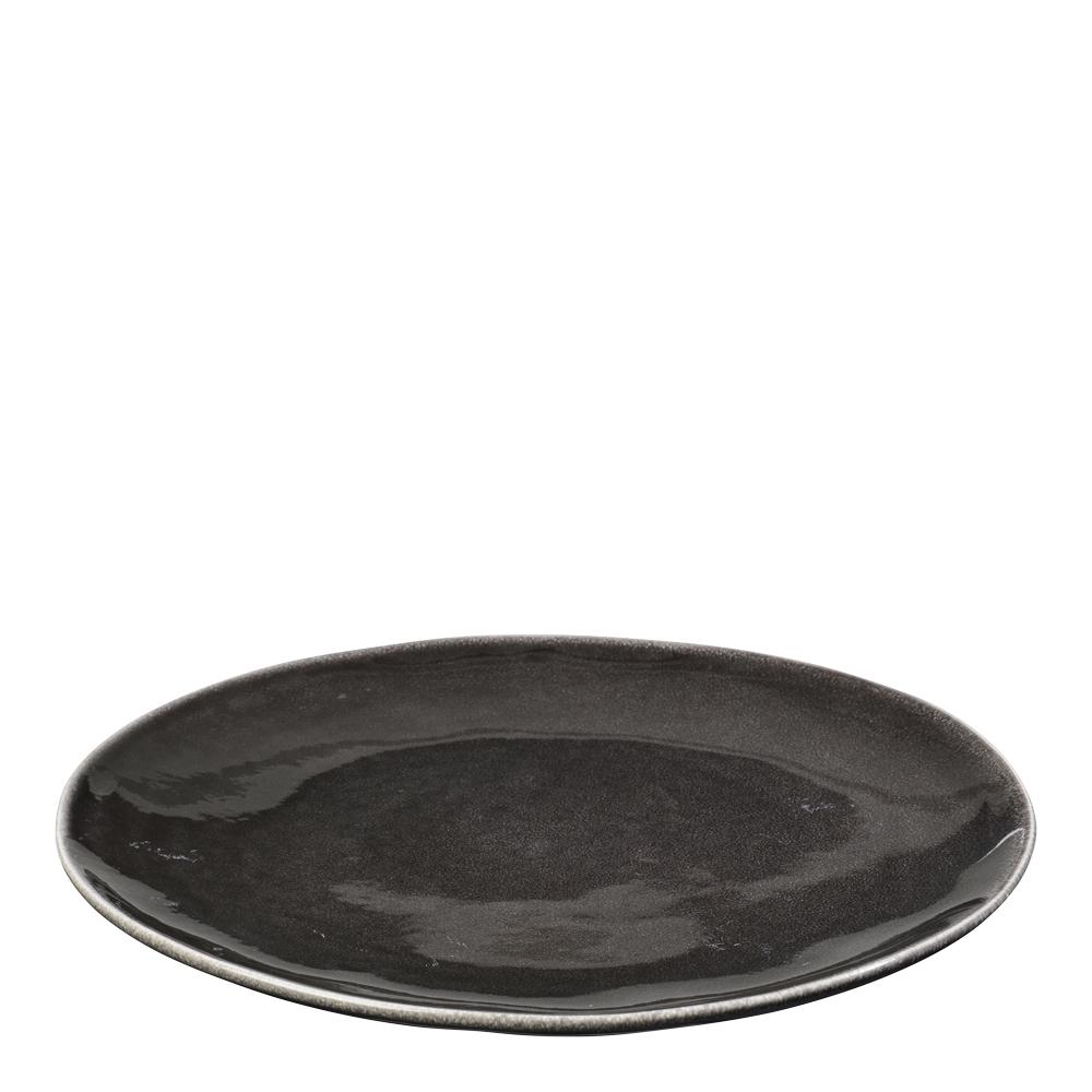 Nordic Coal Tallrik flat 26 cm