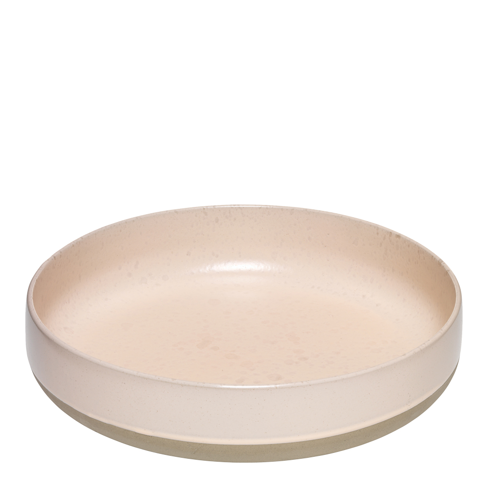 Raw Serveringsskål 30 cm Nude