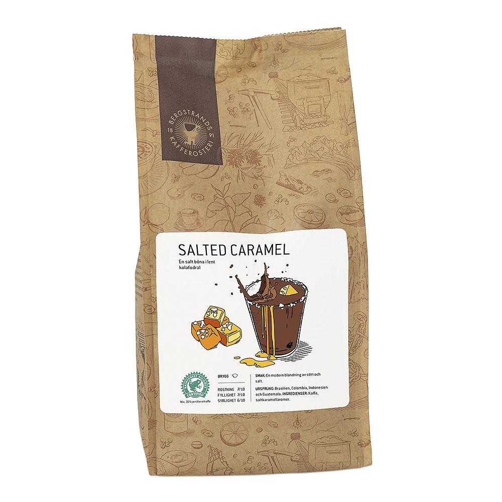 Bryggkaffe Malet Salted Caramel 250 g