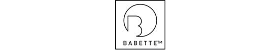 Babette Steel Multihållare rostfri Svart/röd silikon