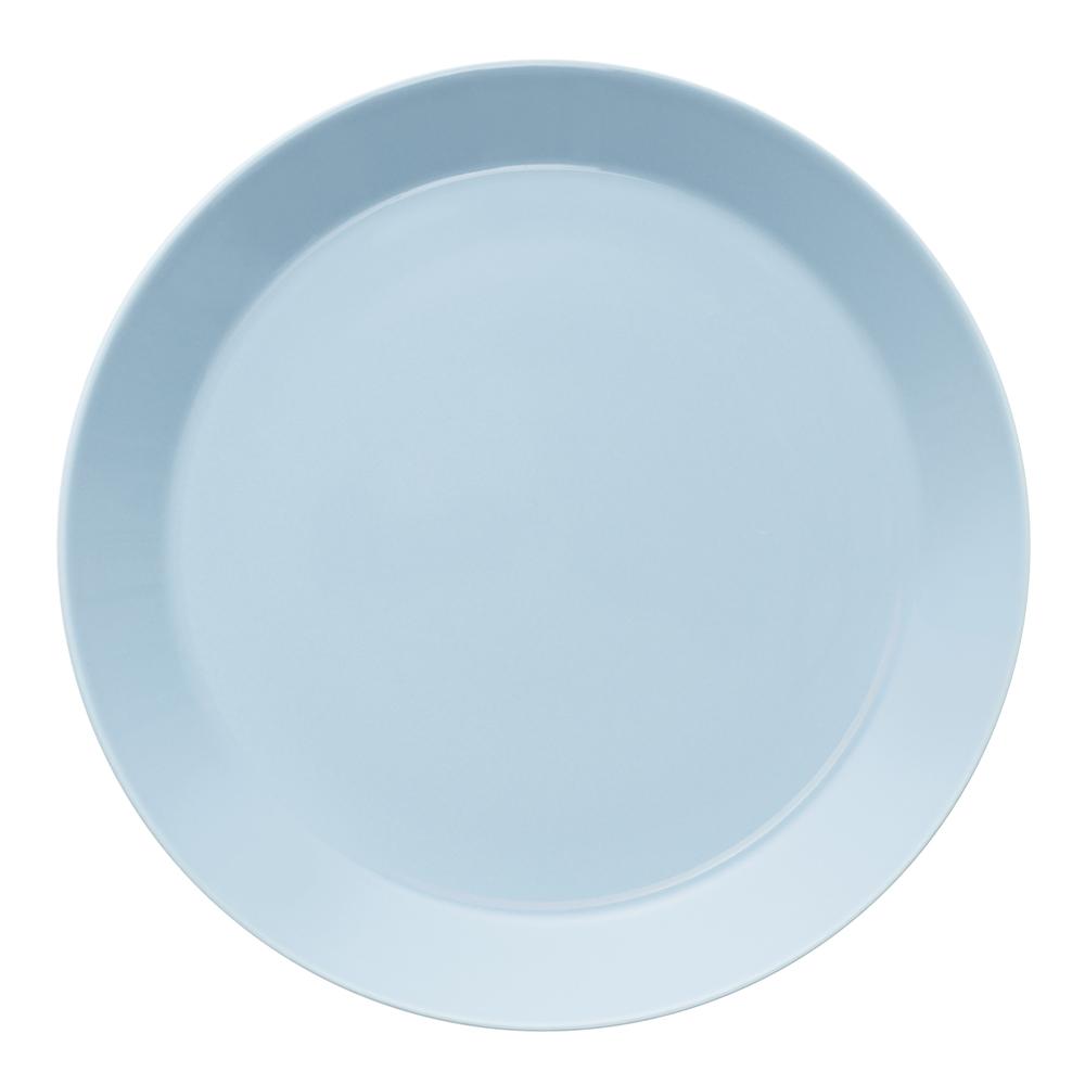Teema Tallrik flat 26 cm Ljusblå