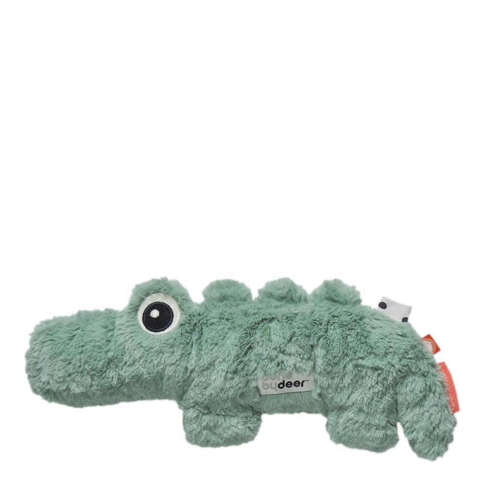 Cuddle Cute Gosedjur Croco Grön