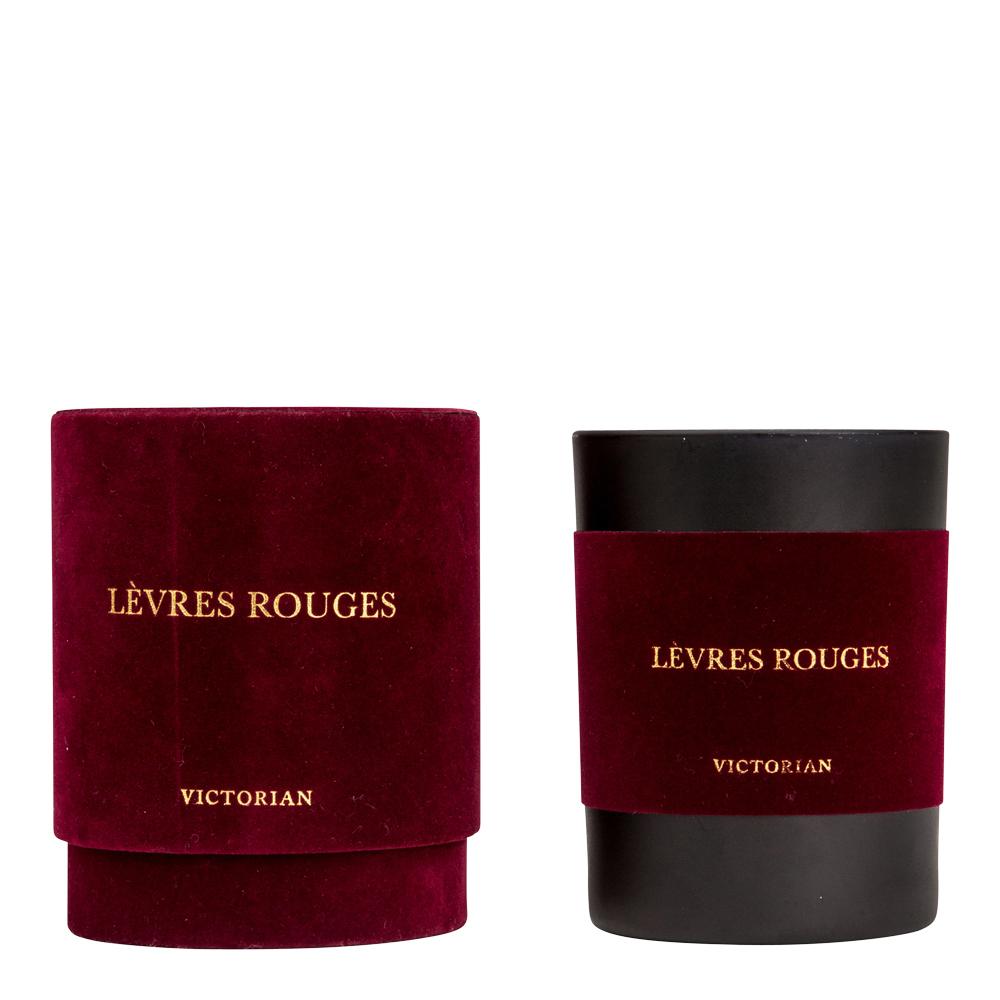 Doftljus Levres Rouge 8x10 cm