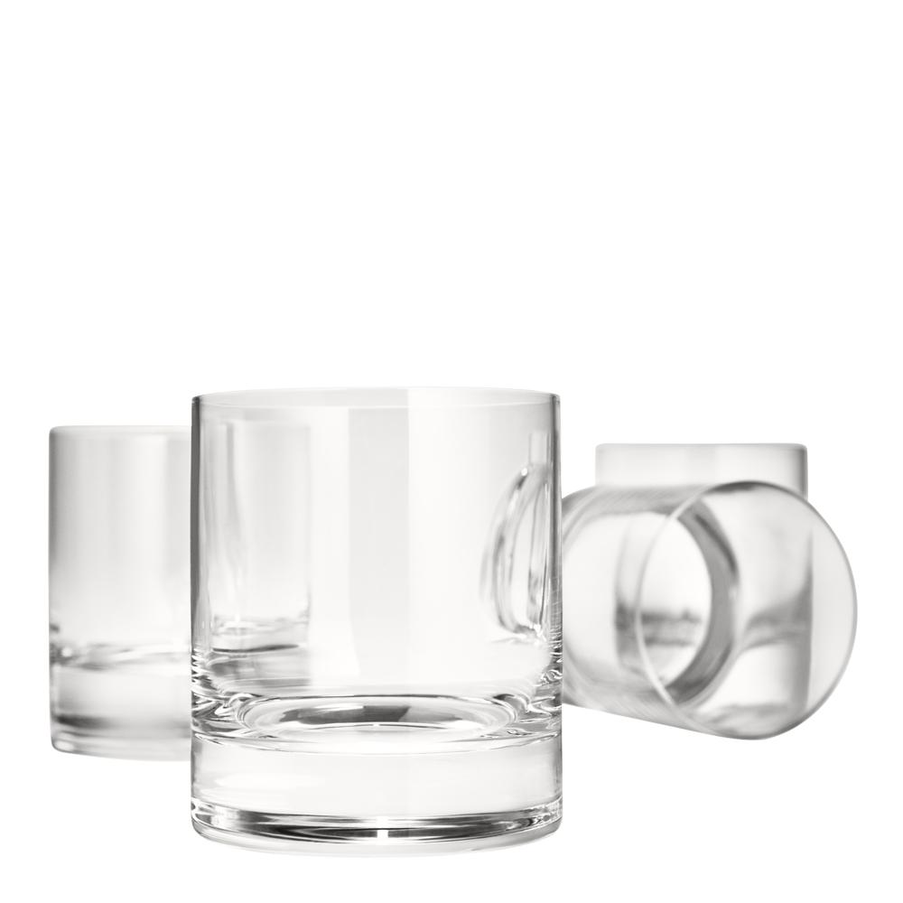 Rumours Whiskyglas 32 cl 4-pack