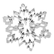 Kakmått snöflinga 20 cm