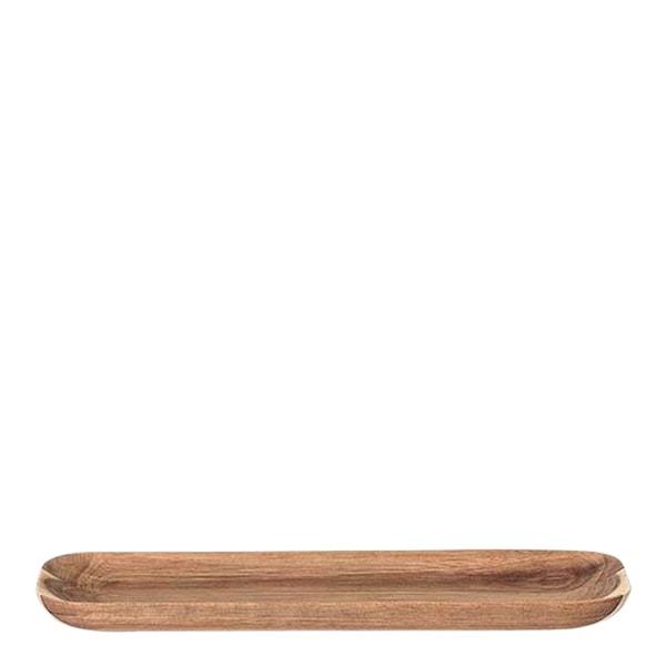 Acacia Bricka 30x10 cm acacia