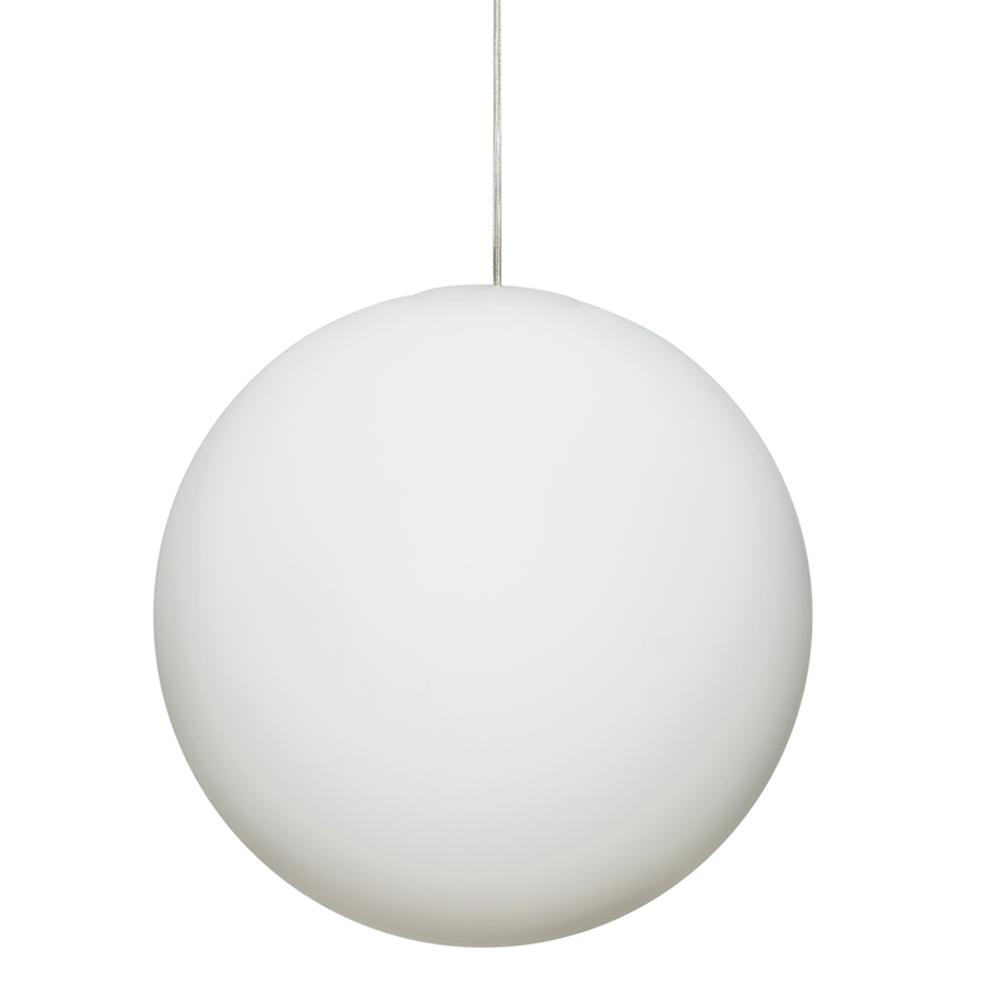 Luna Taklampa XL 60 cm Vit
