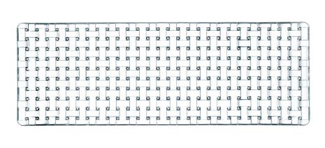 Bossa Nova Tallrik rektangulär 42×15 cm