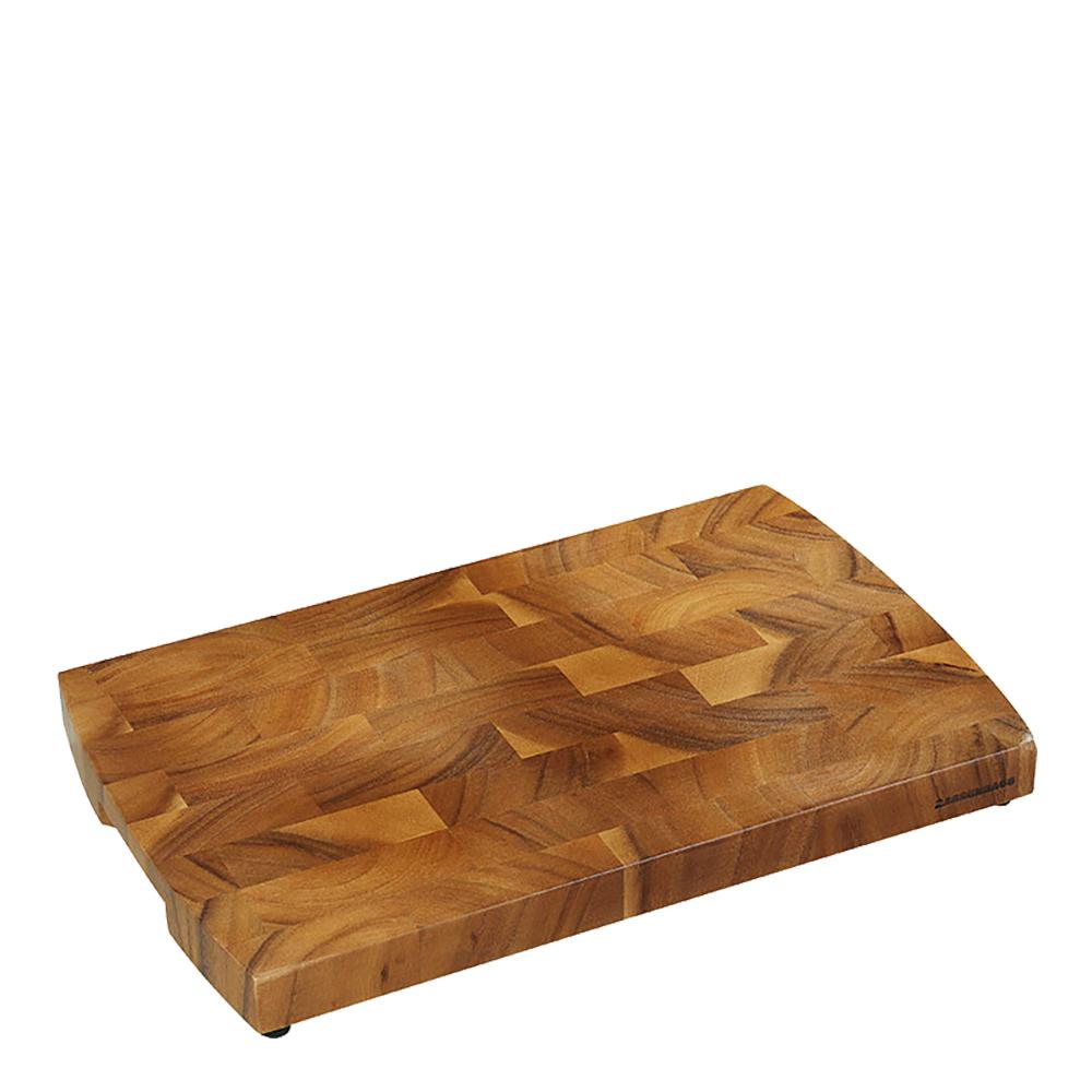 Akaciaskärbräda 40x25 cm