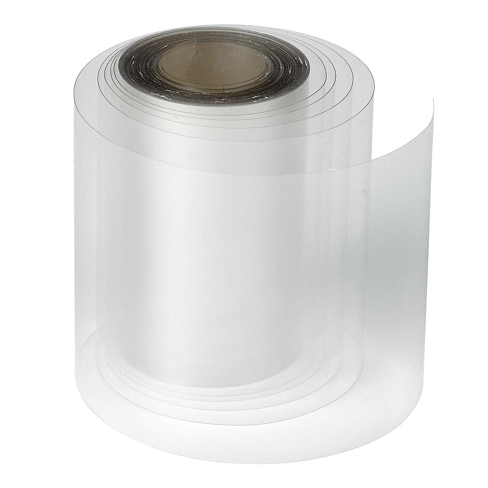 Plastfolie 8 cm Klar