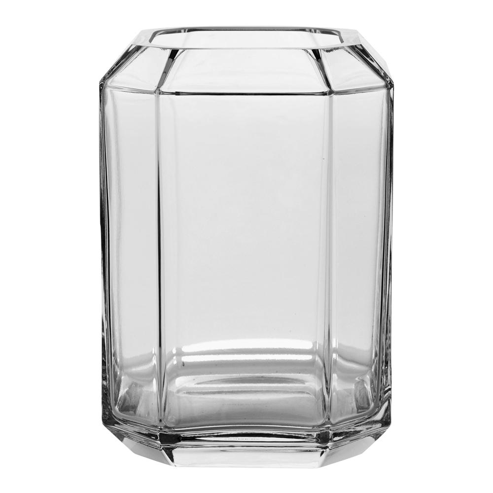 Jewel Vas 20 cm Klar