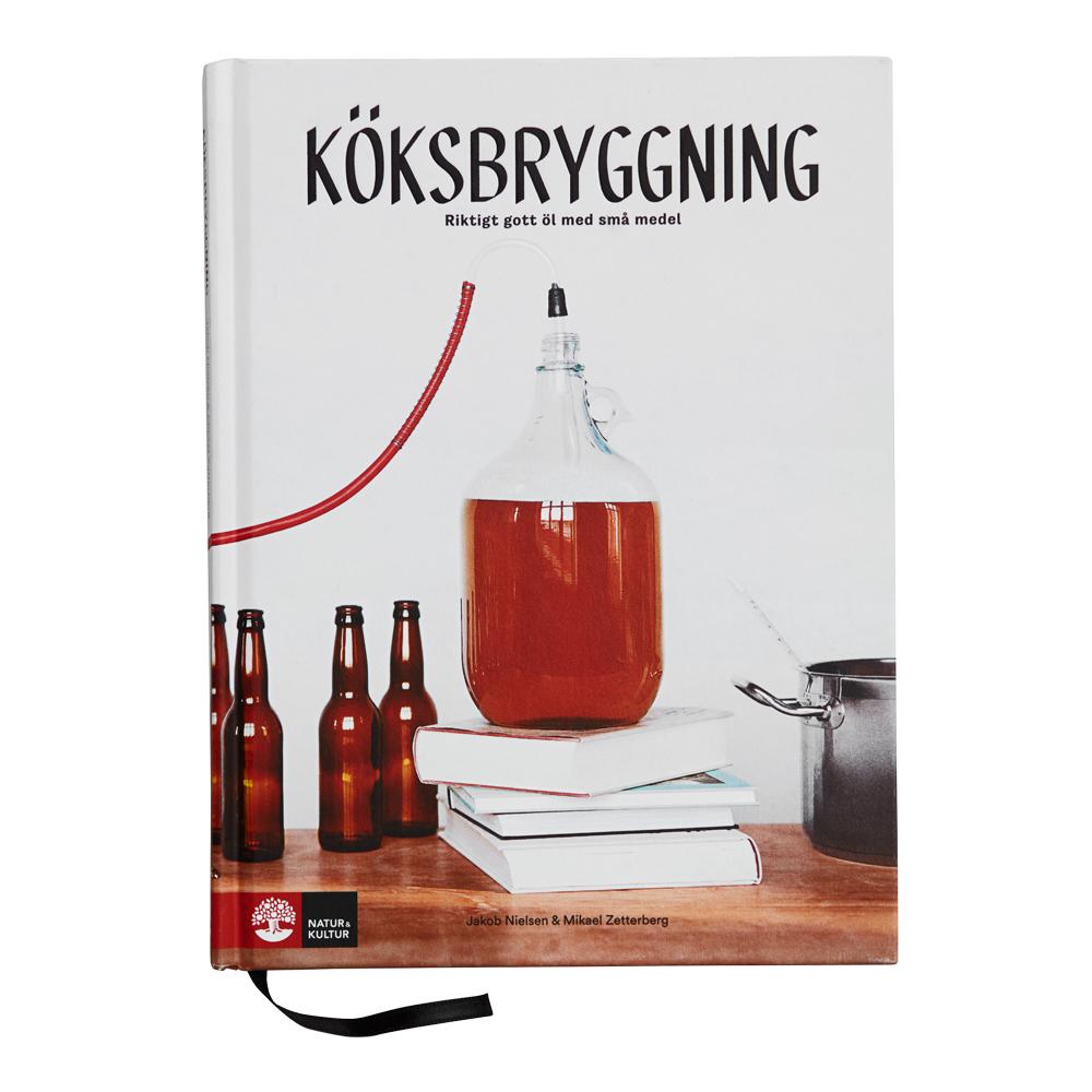 Nielsen Zetterberg Bok Köksbryggning Öl