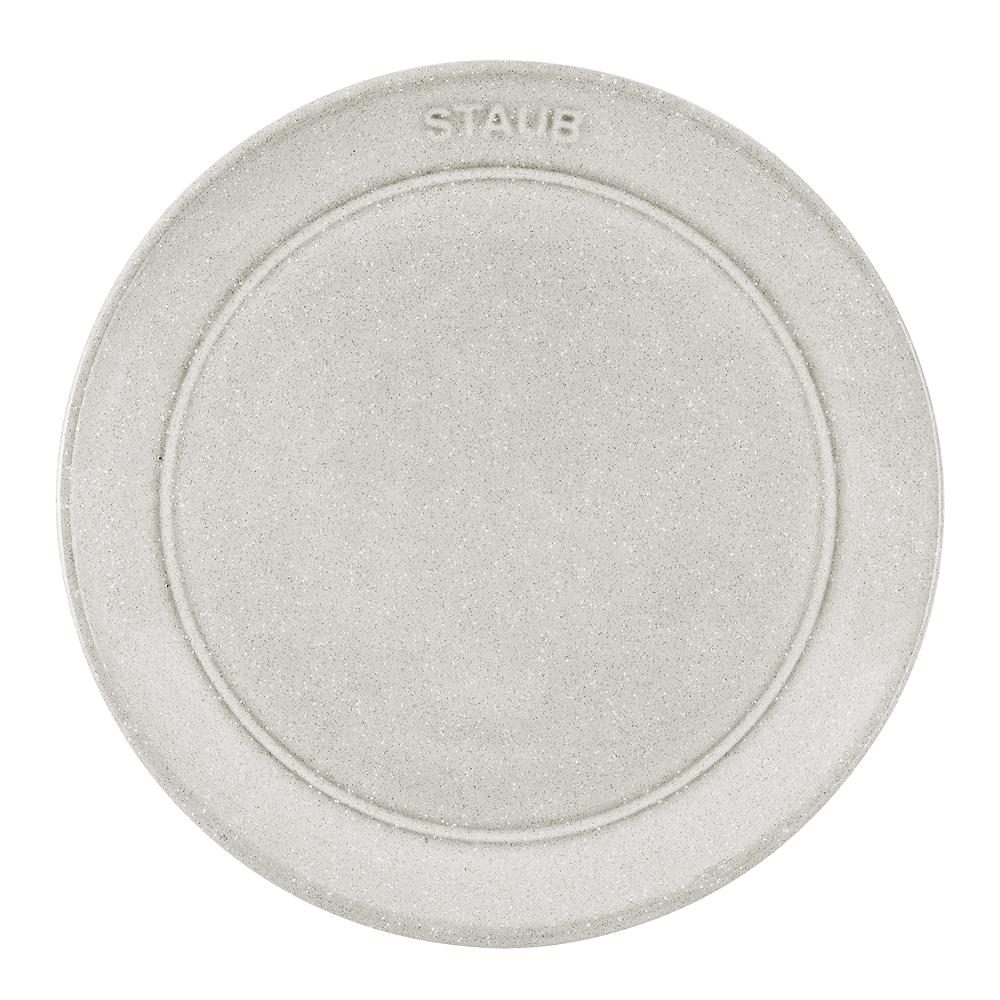 Tallrik 15 cm White Truffle