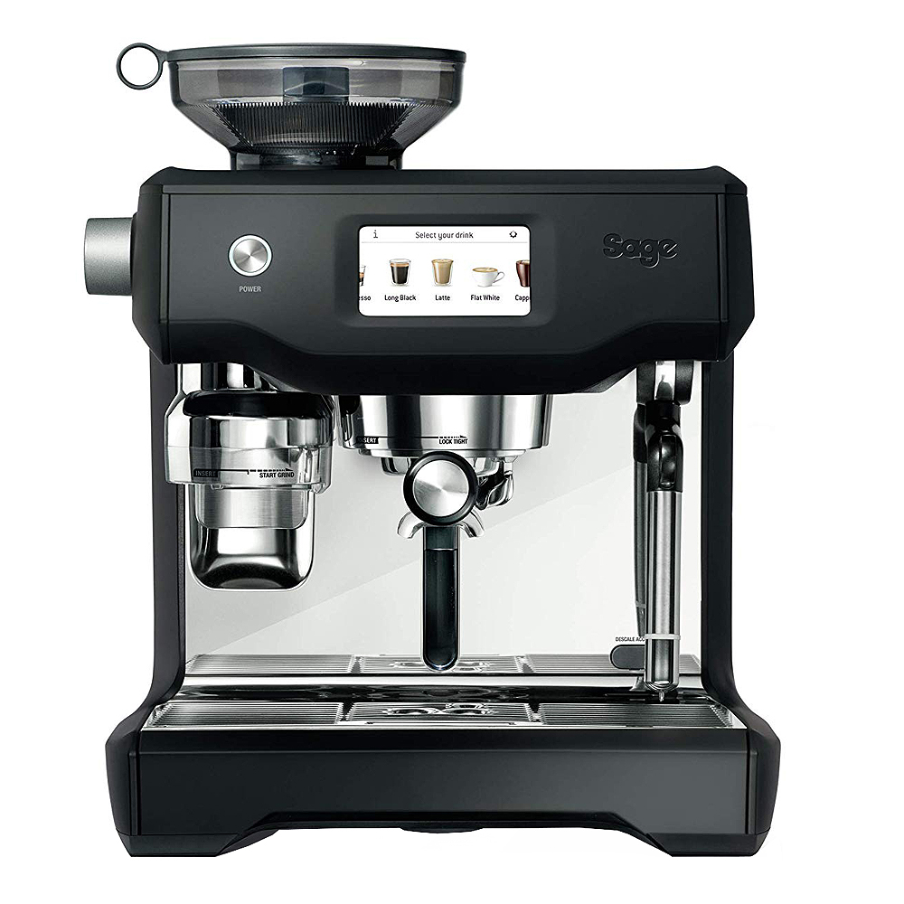 The Oracle Touch Espressomaskin Black Truffle
