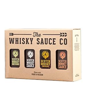 Whiskysåser 4-pack