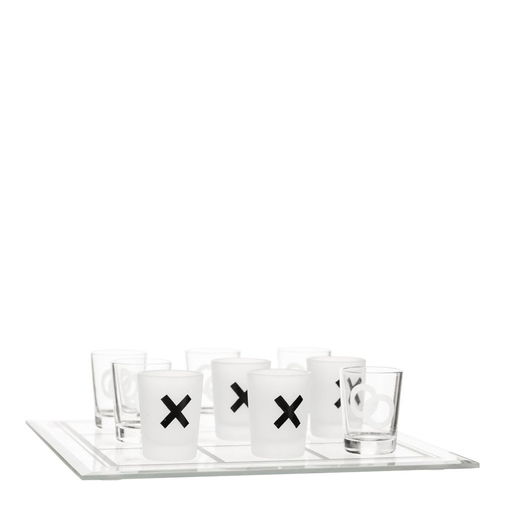 Bar Drinkspel Luffarschack 9 snapsglas