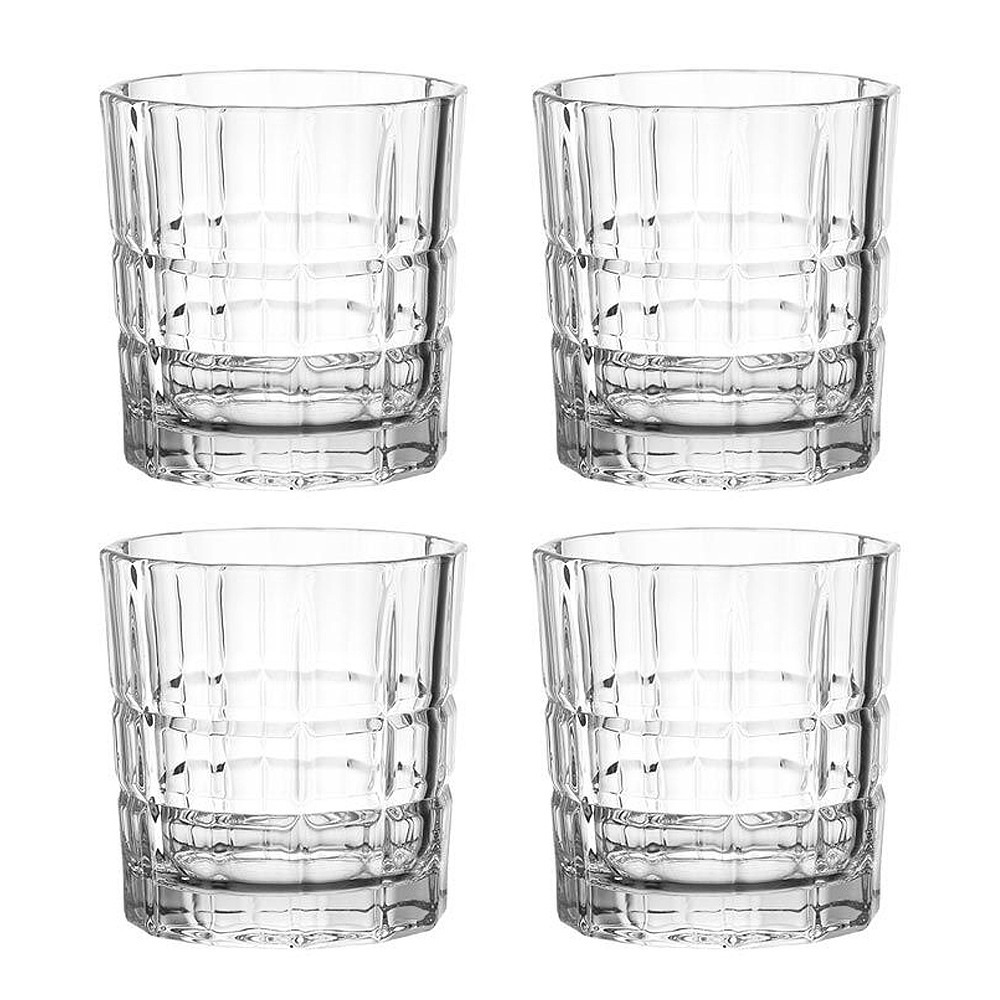 Spiritii Whiskyglas 25 cl 4-pack