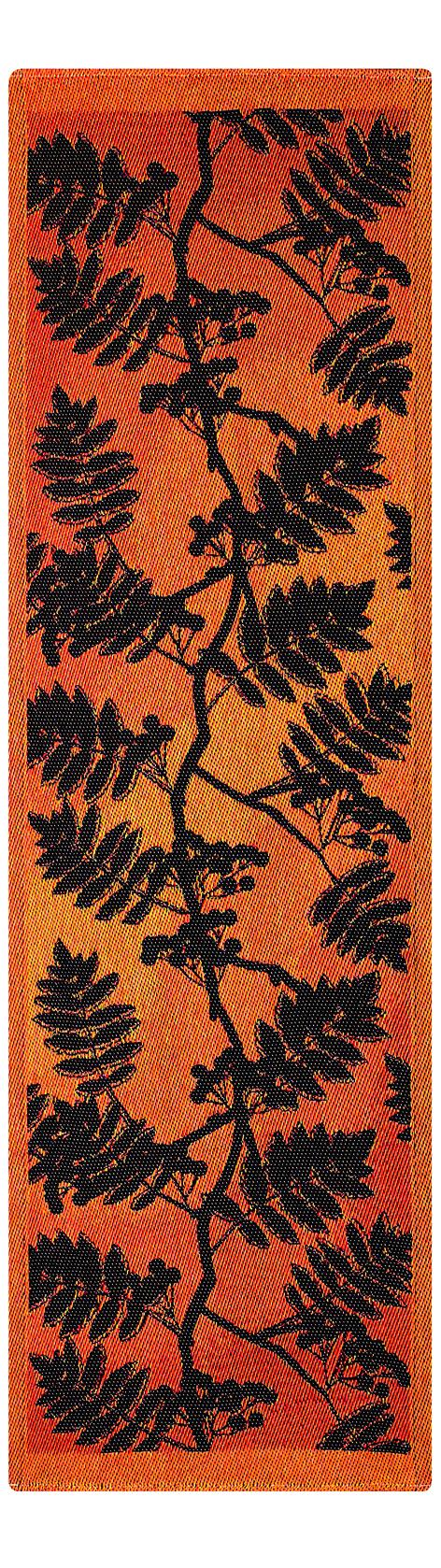 Löpare Rönnbärskvist 35×120 cm